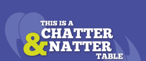 Chatter and Natter Table @ The Life House | England | United Kingdom