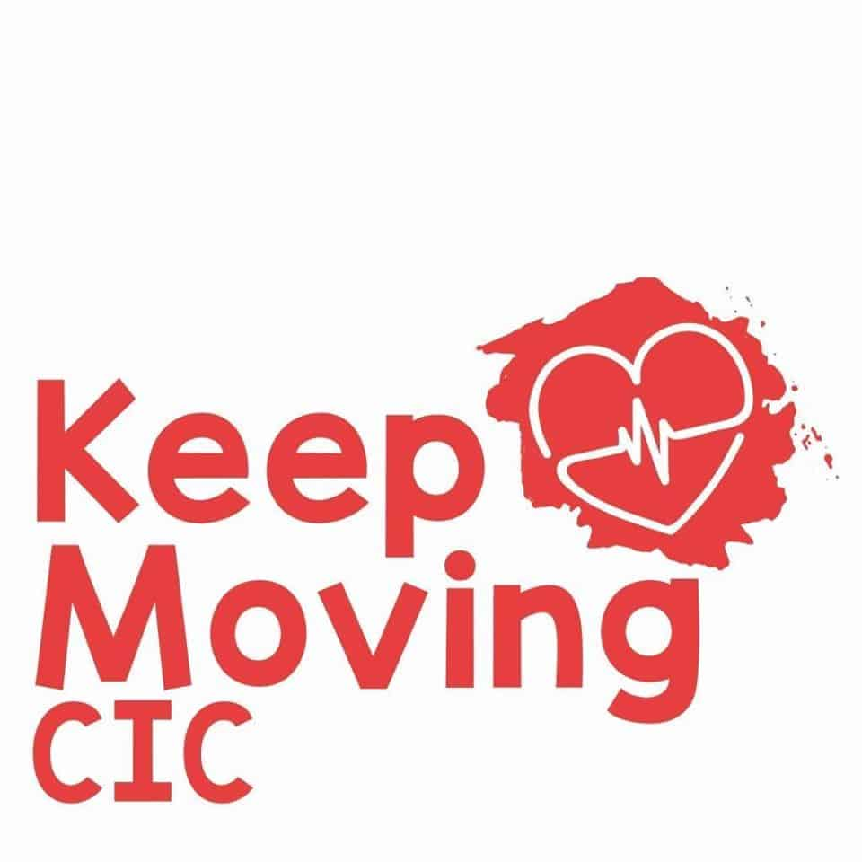 Header image for Keep Moving CIC