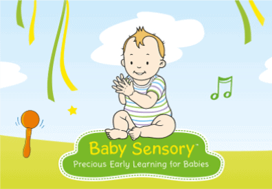 Header image for Baby Sensory