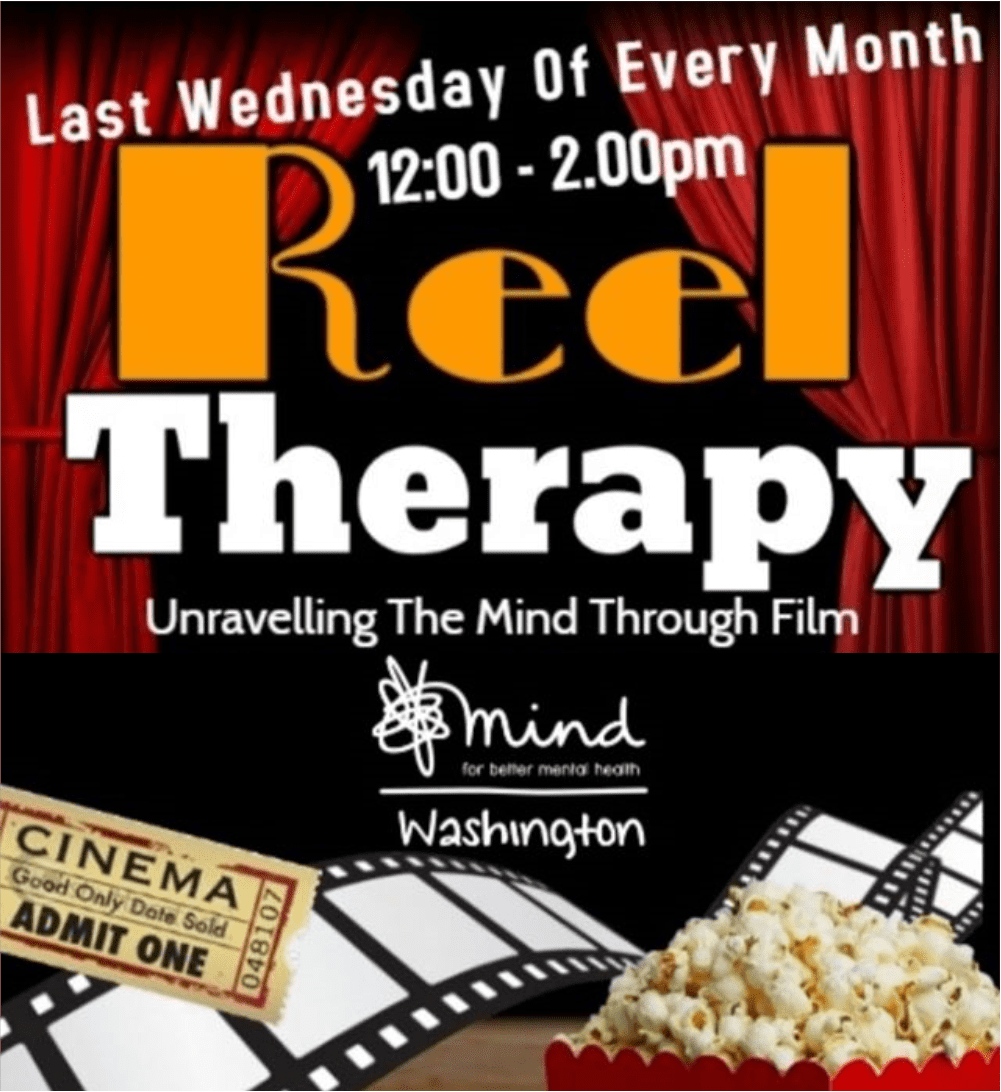 Header image for Reel Therapy